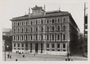 Assicurazioni Generali headquarters - Geiringer Building (Trieste, [1925-1928]) / ph. Duccio Zennaro