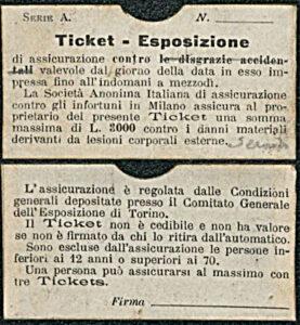 Tiicket [1898]