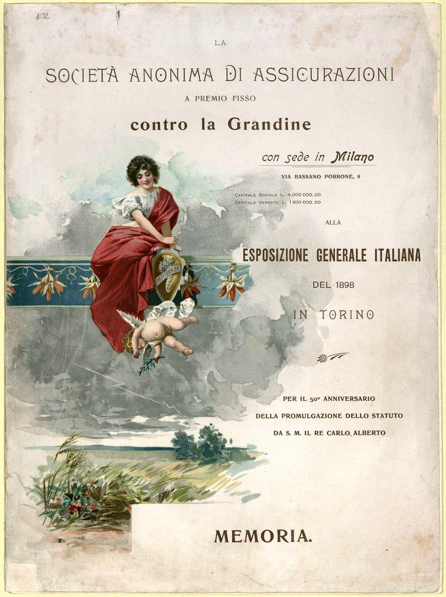 Memoria (Milano, 1898), recto
