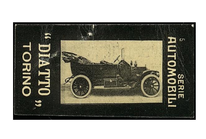 Figurina Frejus, serie automobili [XX secolo]