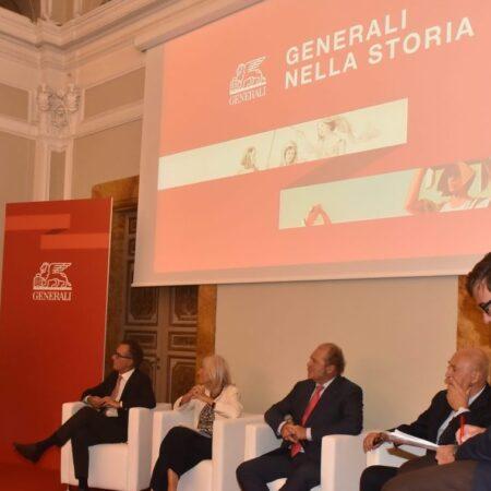 Relatori a Roma per Generali nella Storia