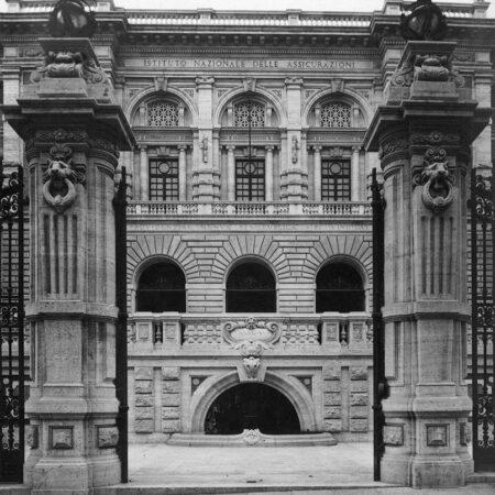 Building at Via Sallustiana 51 (1927)