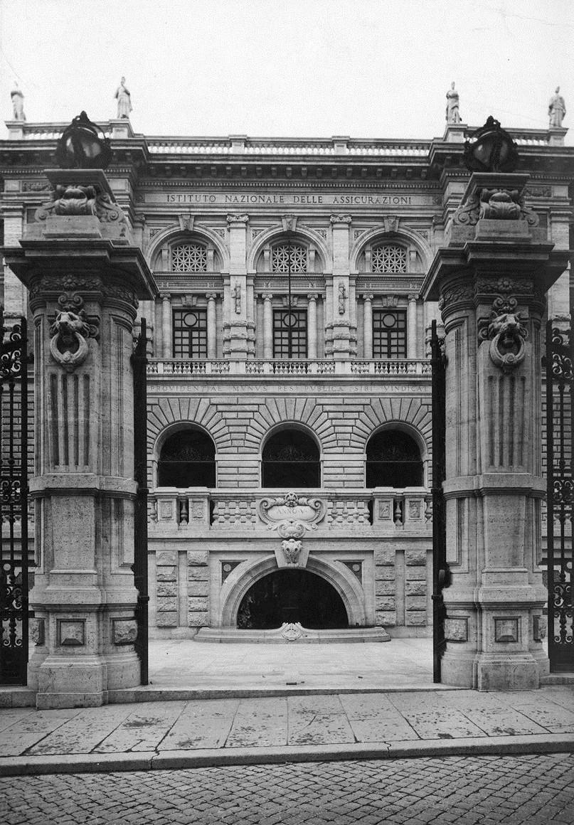 Palazzo di via Sallustiana 51 (1927)