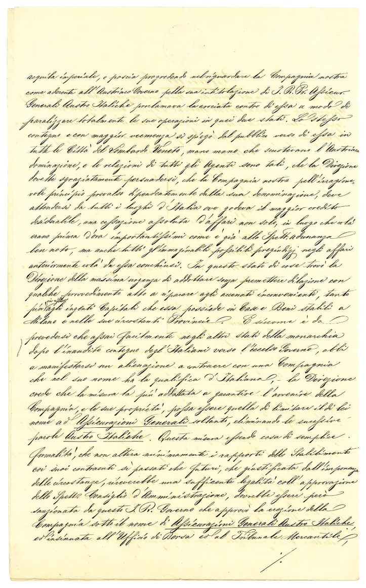 Verbale n. 48 del CdA (Trieste, 5 aprile 1848), p. 2