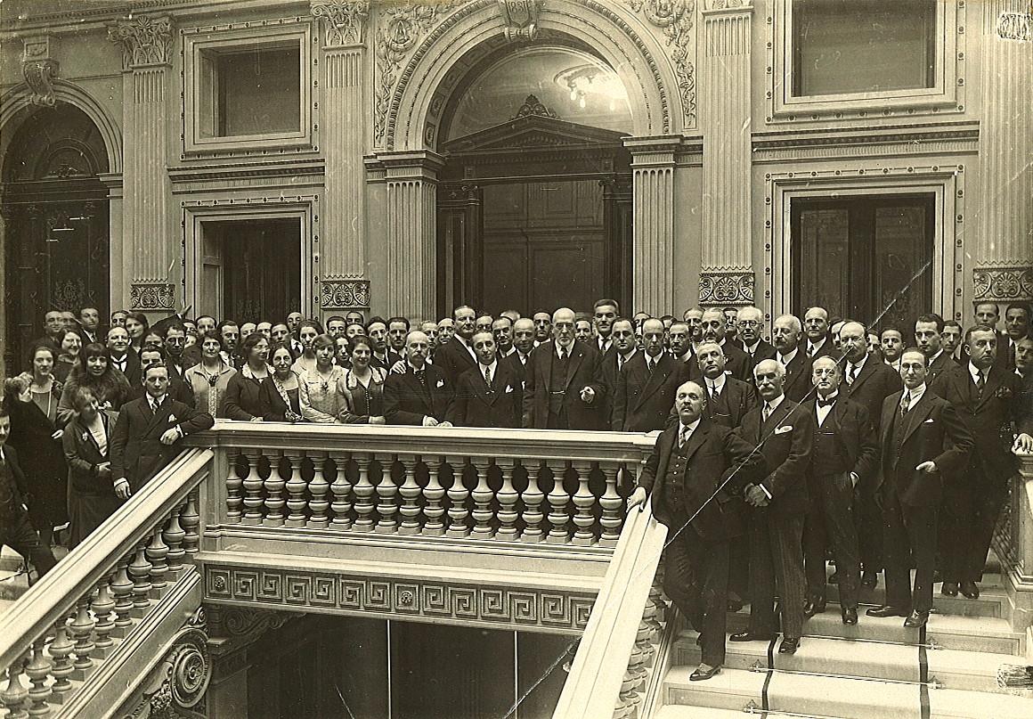 Michele Sulfina e la Direzione di Trieste (Trieste, 1927)