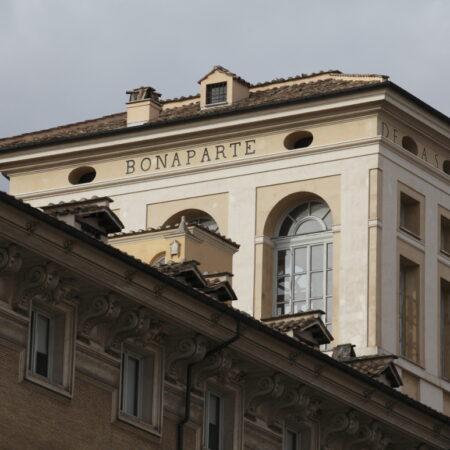 Palazzo Bonaparte / ph. Andrea Artoni