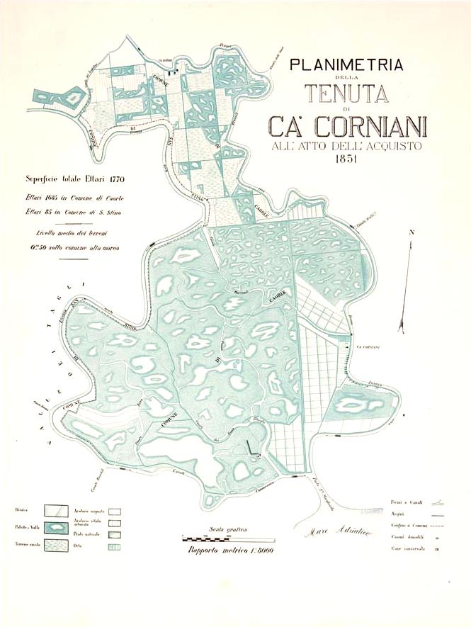 Ca' Corniani (XX sec.)