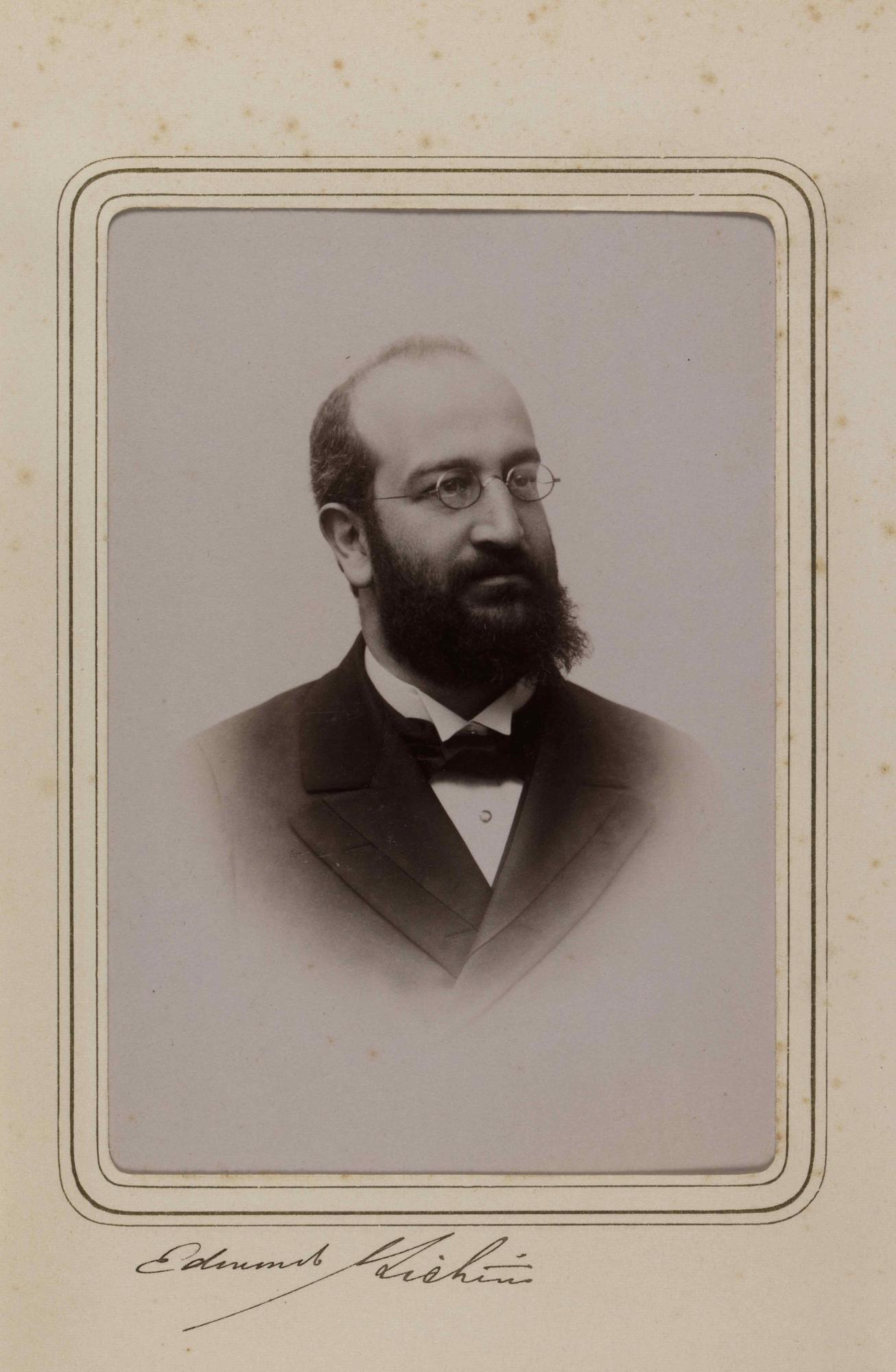Edmondo Richetti a 39 anni (Trieste, 14 gennaio 1895) / ph. Duccio Zennaro
