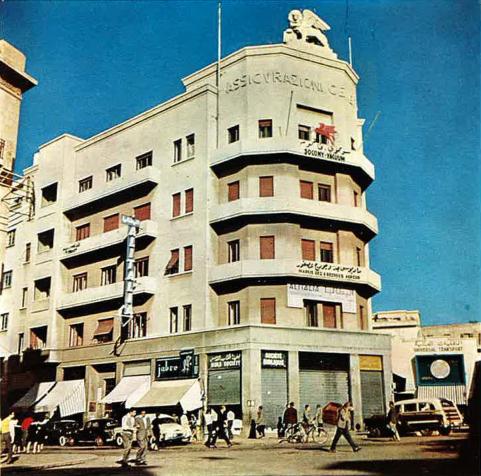 Palazzo di Generali a Beirut (1935-1936)