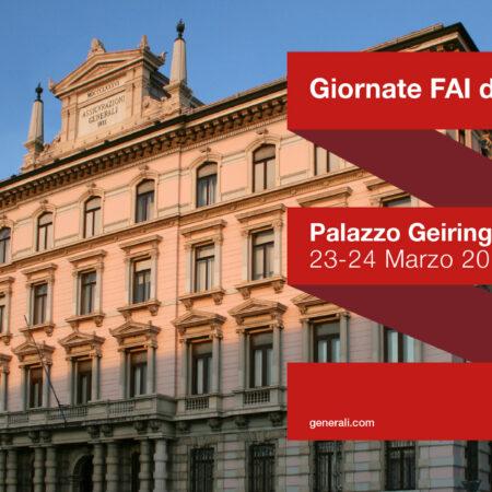 Palazzo Geiringer, sede storica della Direzione centrale di Assicurazioni Generali (1886)