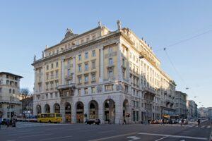 Casa Chiozza, sede dell'Archivio Storico Generali a Trieste / ph. Massimo Goina