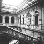 Palazzo Geiringer, grand staircase [before 1926]