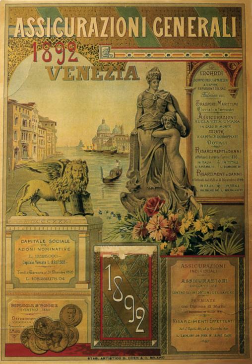 Calendario murale (1894)