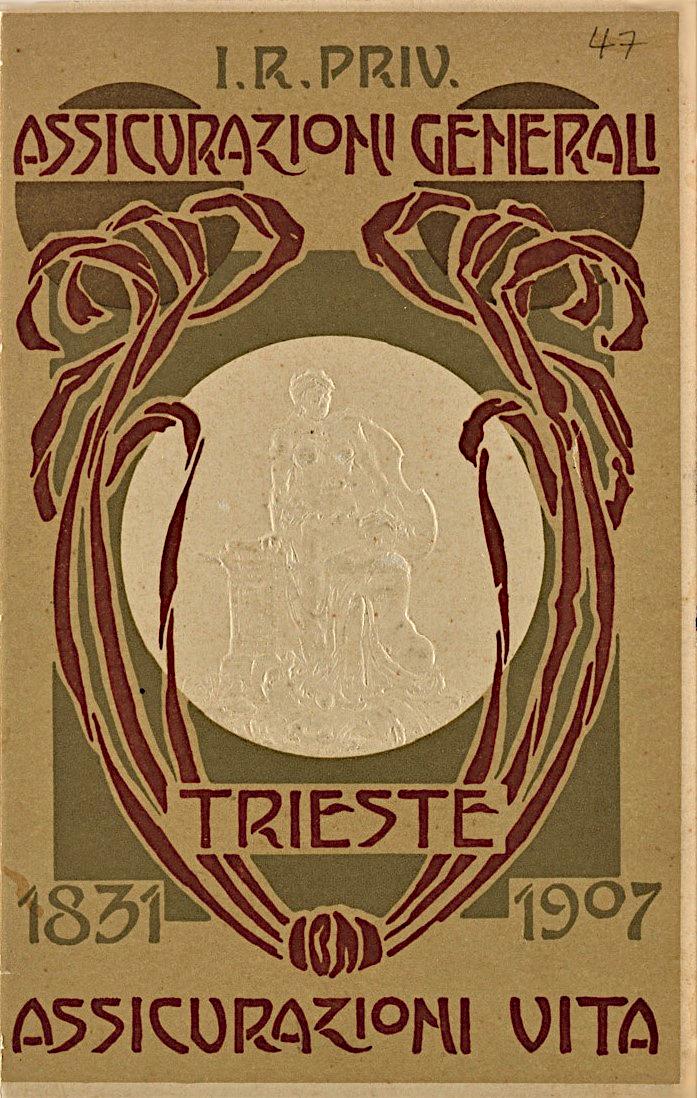 Tariffario vita (1907)