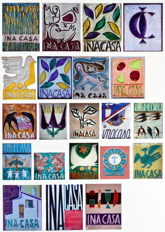 Piastrelle INA Casa (1949-1963)