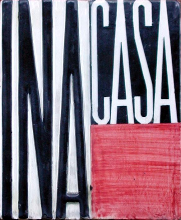Piastrella INA Casa (1949-1963)