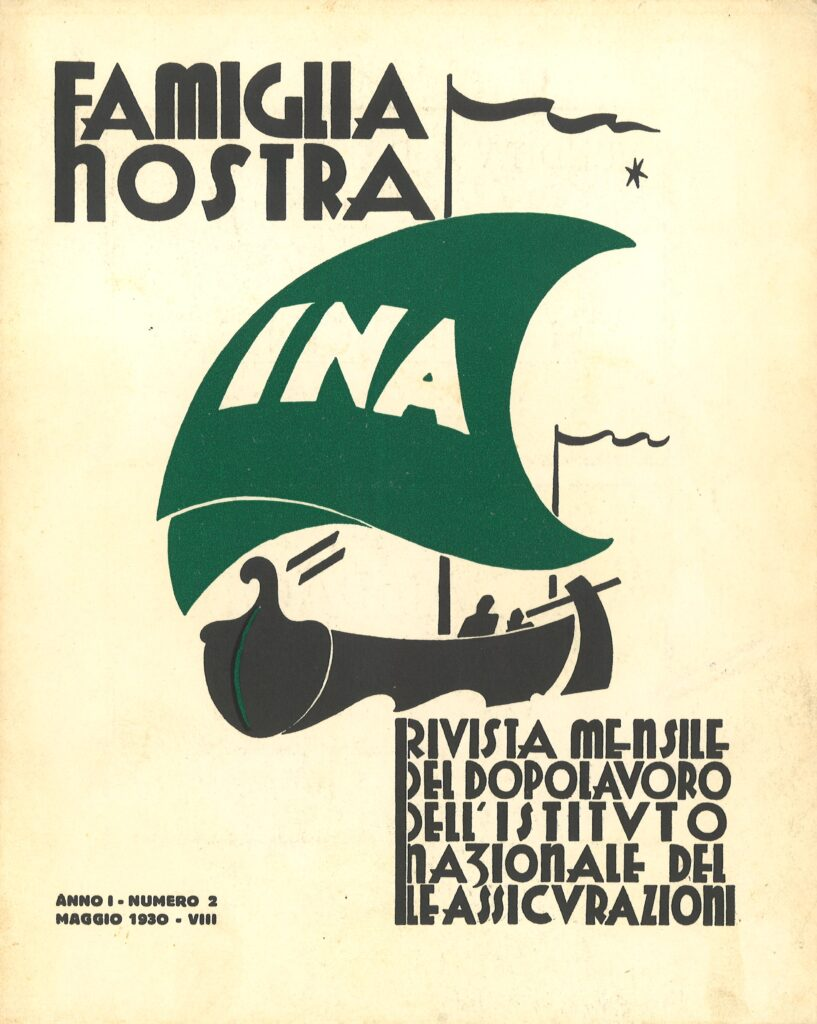 INA, Famiglia nostra (1930)